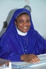 Sister Anne in her office