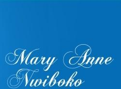 Mary Anne Nwiboko